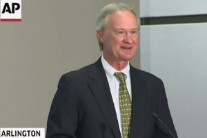Former rhode island governor lincoln chafee on wednesday entered the