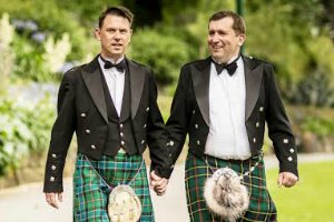 scotland in Gay weddings
