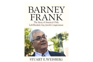 Barney Frank's 'Left-Handed Gay Jew' No Tell-All. By Carlos Santoscoy