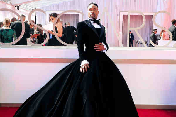 4b998b53746a Billy Porter Says Oscars Tuxedo Dress Was About Taking Back His Power As A  Gay Man