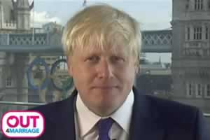 boris johnson out 4 marriage Boris Johnson, Top Conservatives Push For Gay Marriage. By On Top Magazine ...