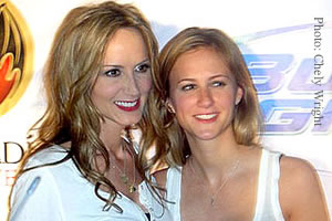 Chely Wright, Lauren Blitzer-Wright Welcome Twin Boys