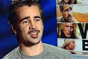 Colin Farrell Wishes For An