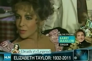 elizabeth taylor barry manilow on hln The well hung porn star may not have been able to compete against Girth ...