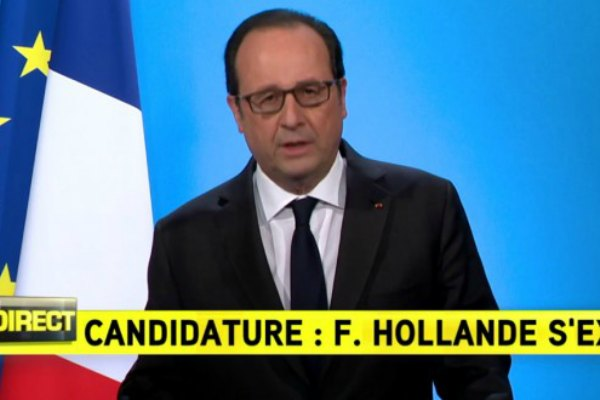 Francois Illas New Tradition: France's Francois Hollande, Who Helped Push Marriage