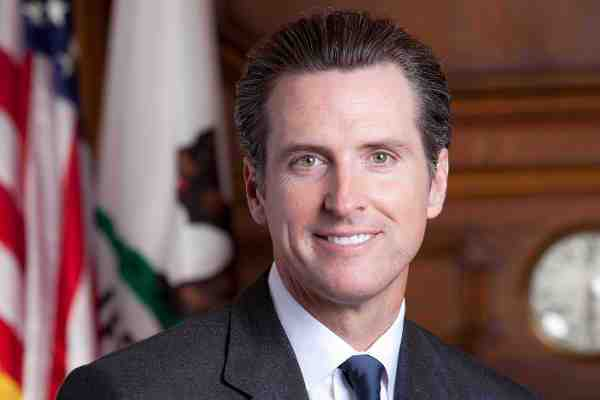 California Governor Gavin Newsom Signs Two LGBT Rights Bills