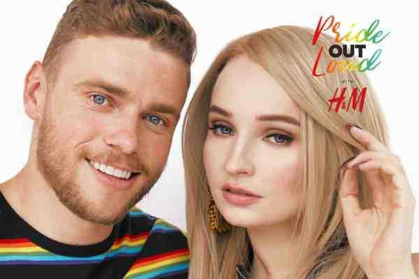 1b1cf127ca8ad2 Clothing giant H M has announced the launch of its first-ever LGBT Pride  collection.