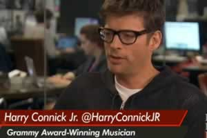 connick bisexual and Harry jr
