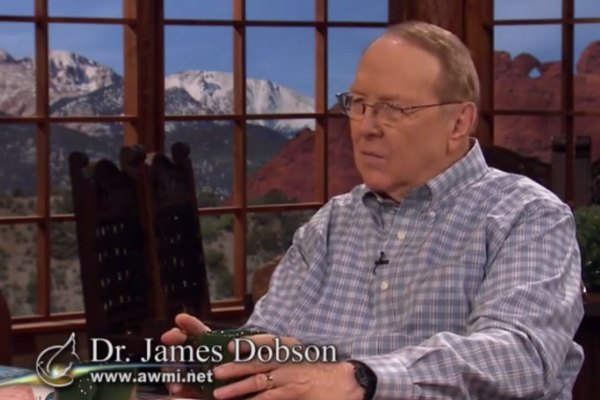 james dobson gay marriage