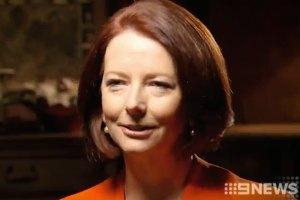 Gillard lesbian Julia