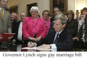 from Achilles lynch gay marriage