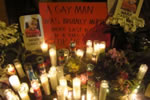 March, Rally Monday For Mark Carson, New York Gay Man Shot Dead