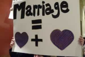 same sex marriage argument Scholars Debate Potential Impact of ...