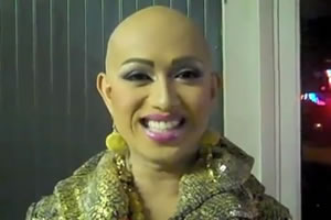 'RuPaul's Drag Race's' Ongina Records AIDS Message | On ...