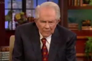 Pat Robertson Suggests Gay Sex Is 'Related To Demonic Possession'