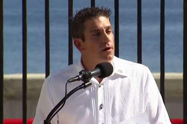 Gay Poet Richard Blanco Urges U.S., Cuba 'To Heal Together'