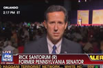 Rick Santorum Says He Supports Gay Soldier Stephen Hill