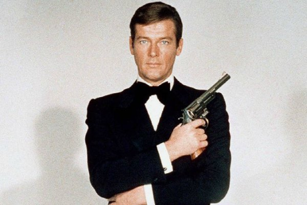 Roger Moore Dismissed Talk Of A Gay James Bond On Top