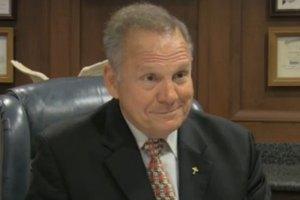 Alabama chief justice Roy Moore has no regrets over same