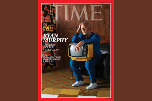 Ryan Murphy Says He 'Probably Never Will' Get Over His
