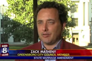 Greensboro, North Carolina Council To Consider Resolution Opposing Gay ...